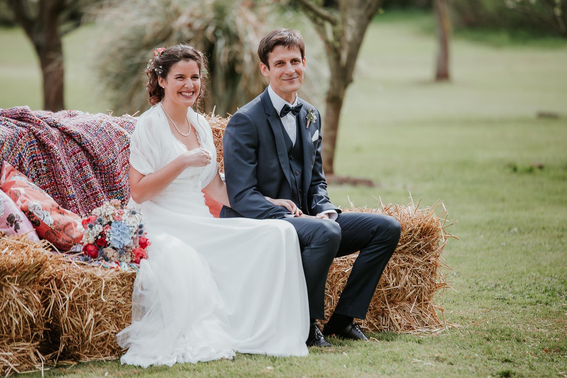 mariage à la ferme au moulin