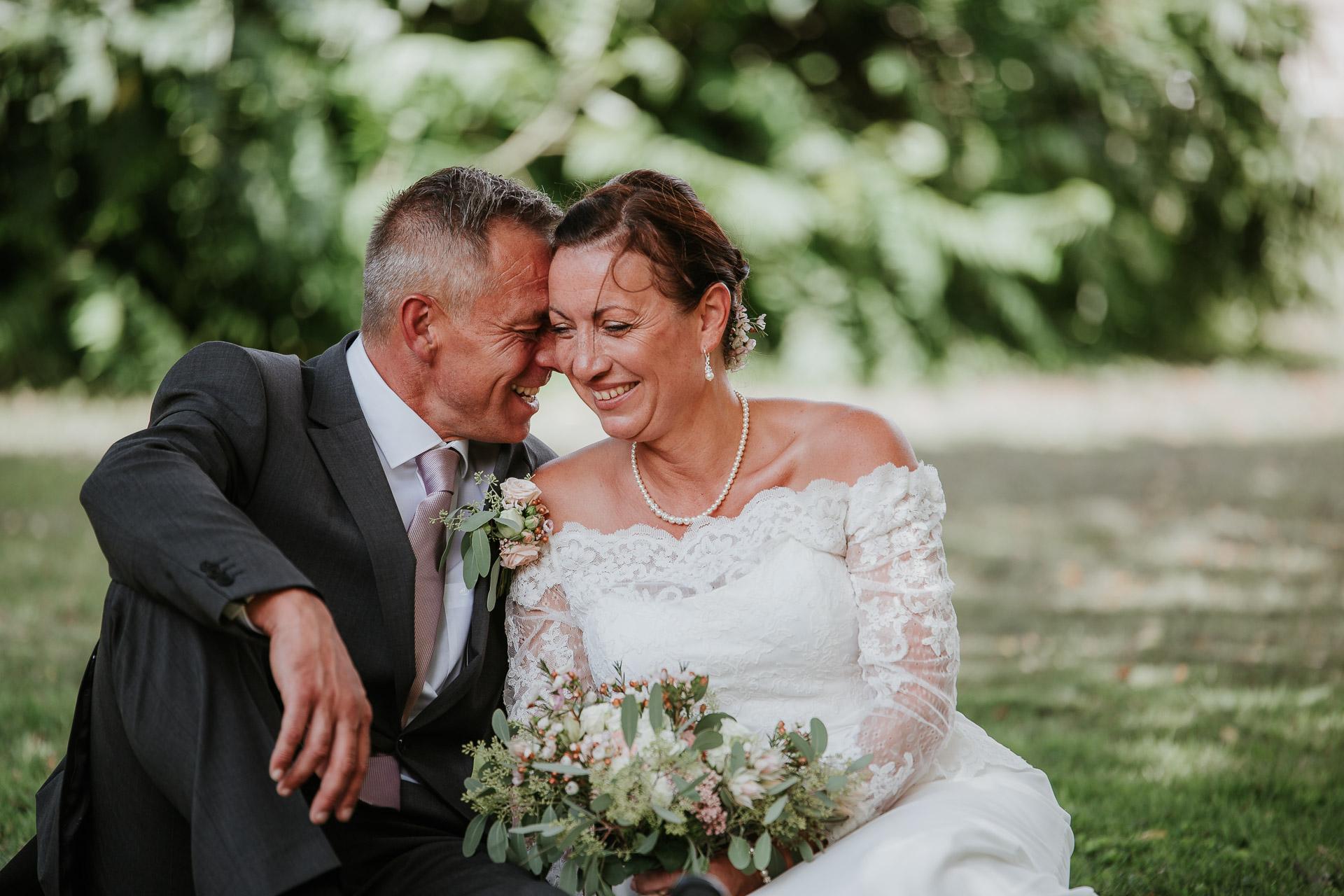 Chateau de vic sur aisne-mariage-le mariage de nadège et frédéric